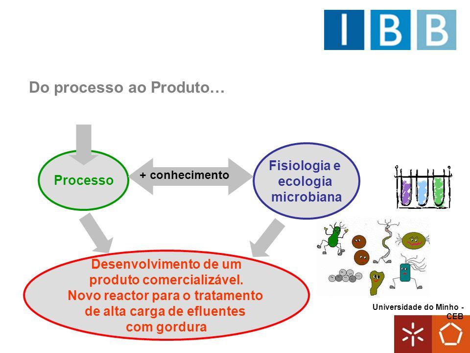 Do processo ao Produto…