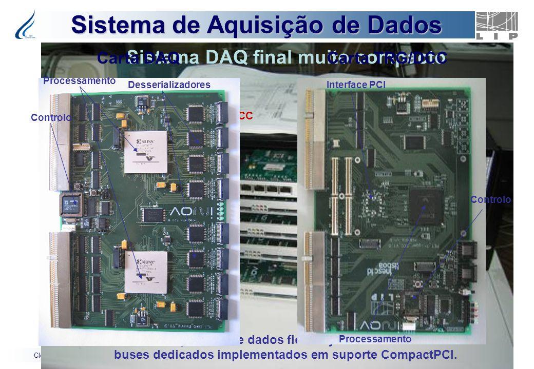 Sistema de Aquisição de Dados