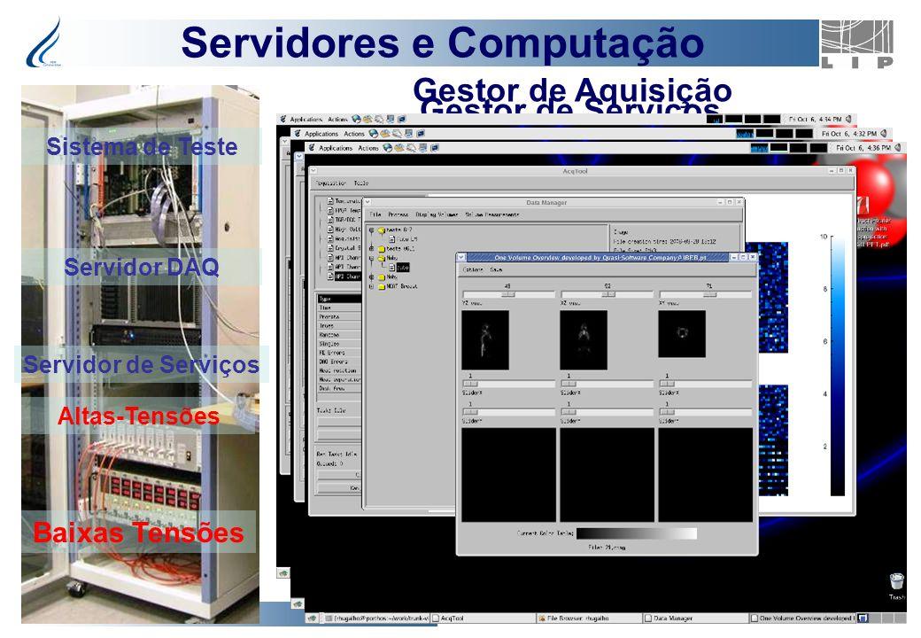 Servidores e Computação