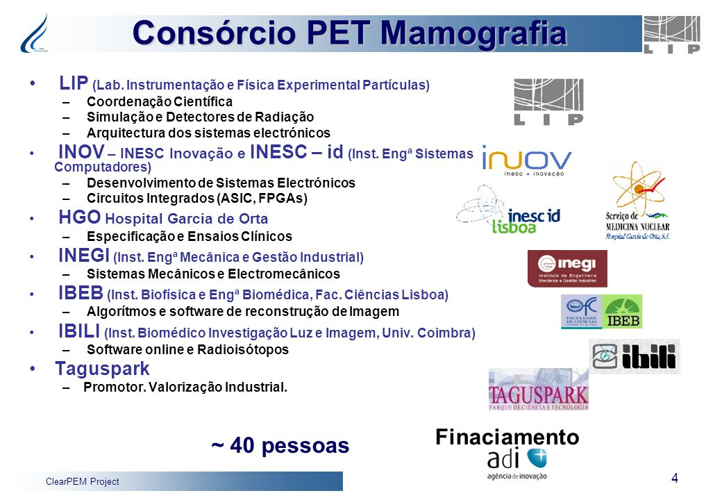 Consórcio PET Mamografia