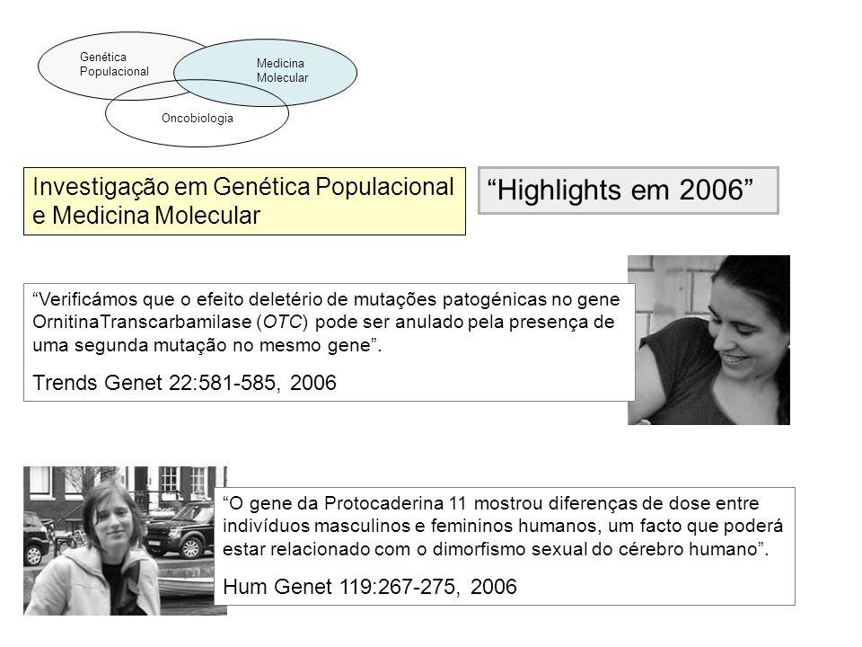Genética Populacional