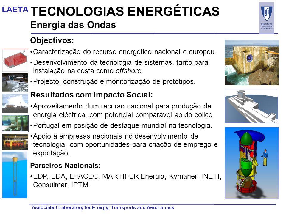TECNOLOGIAS ENERGÉTICAS