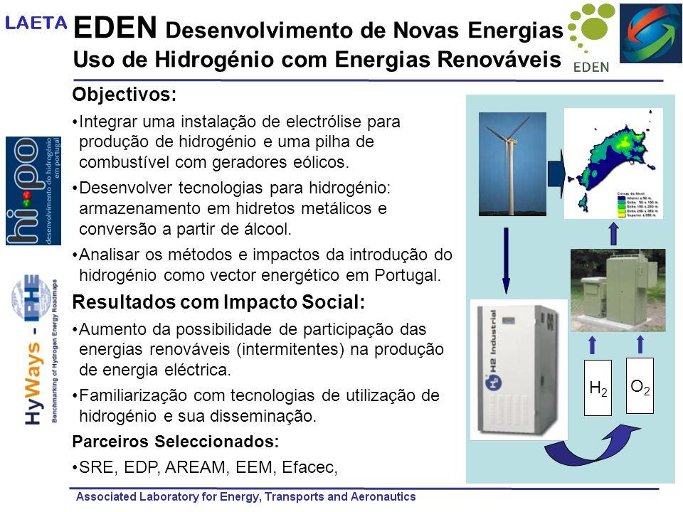 EDEN Desenvolvimento de Novas Energias