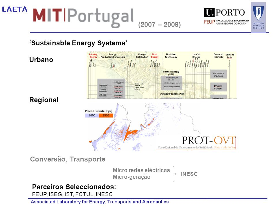 'Sustainable Energy Systems'