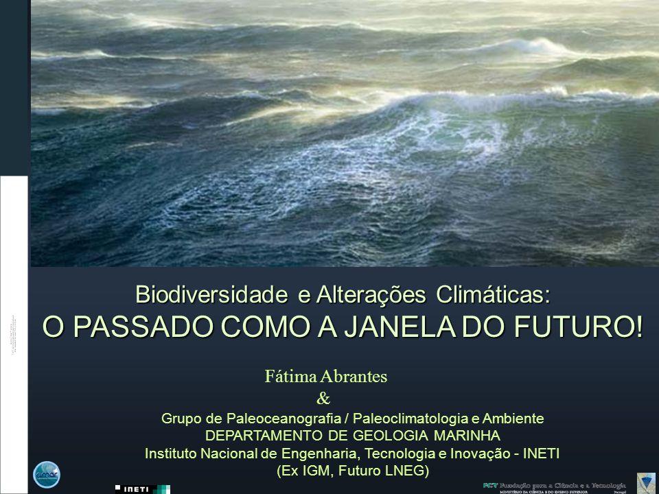 O PASSADO COMO A JANELA DO FUTURO!