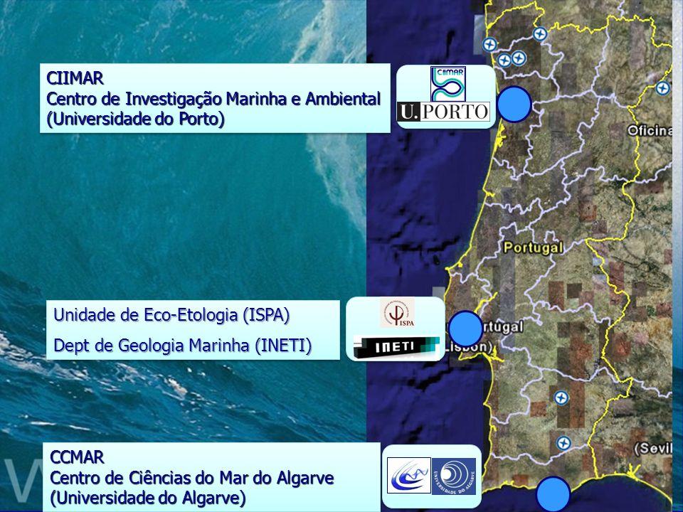 CIIMAR Centro de Investigação Marinha e Ambiental (Universidade do Porto)