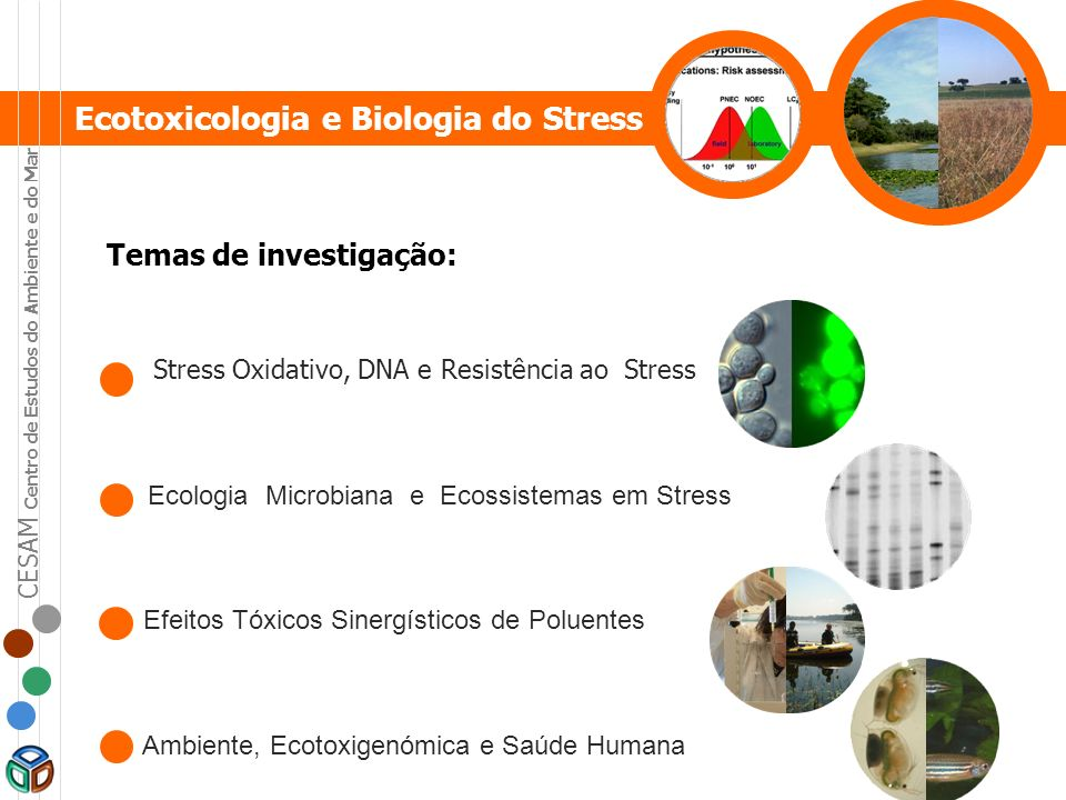 Ecotoxicologia e Biologia do Stress