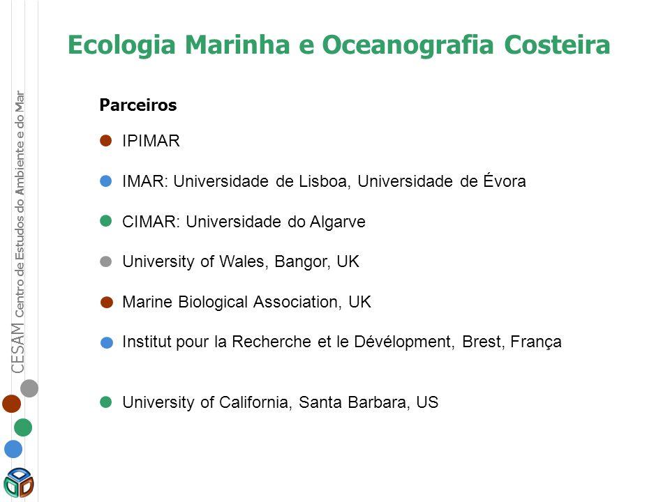 Ecologia Marinha e Oceanografia Costeira