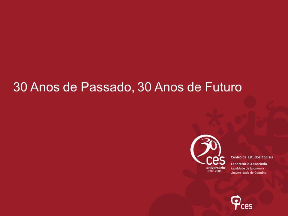30 Anos de Passado, 30 Anos de Futuro
