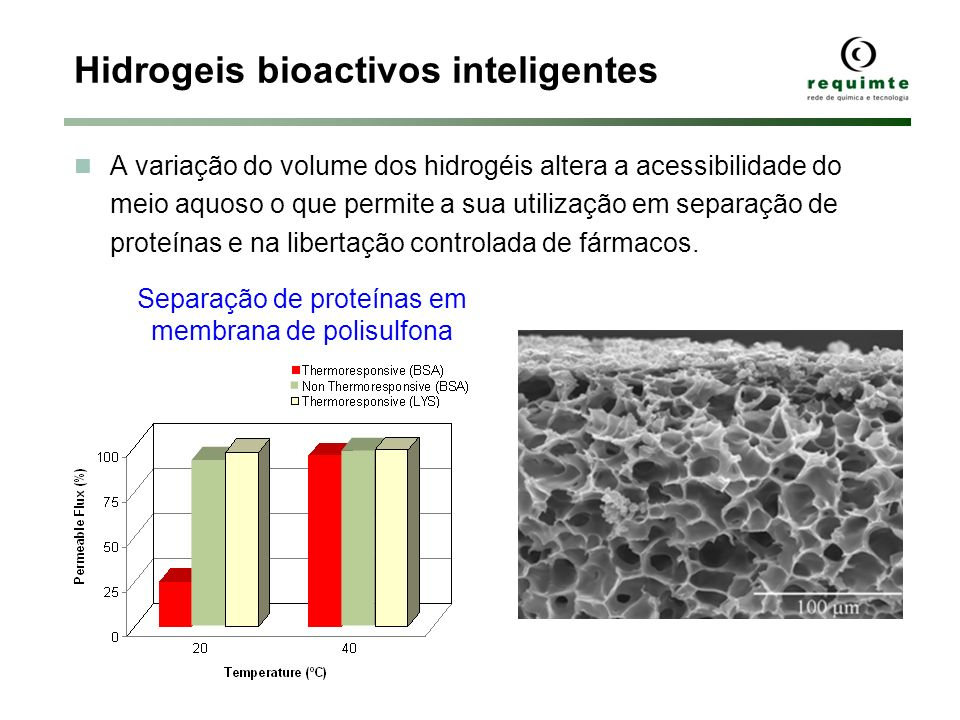 Hidrogeis bioactivos inteligentes