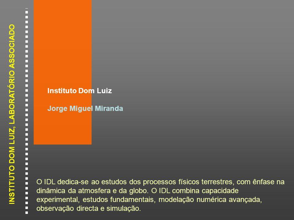 Instituto Dom Luiz Jorge Miguel Miranda.