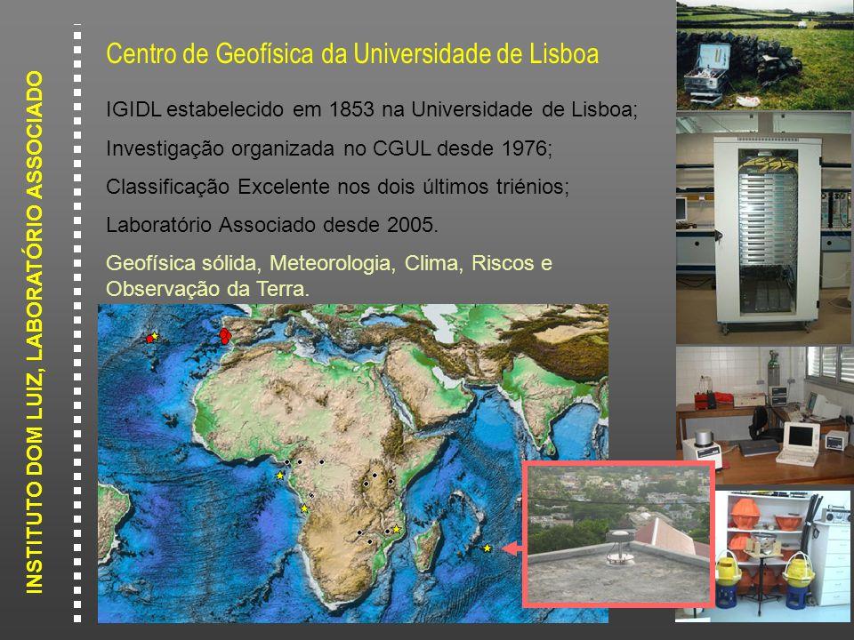 Centro de Geofísica da Universidade de Lisboa