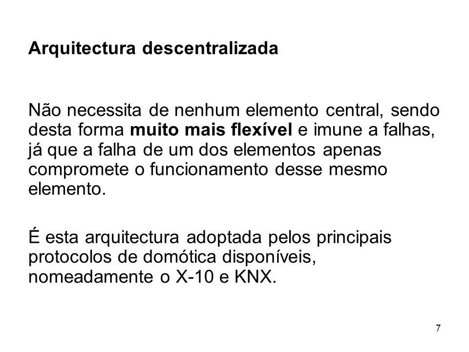 Arquitectura descentralizada