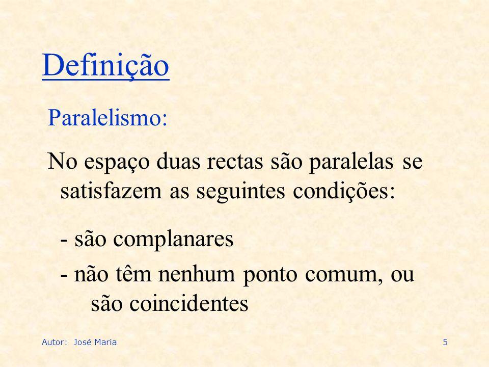 Definição Paralelismo: