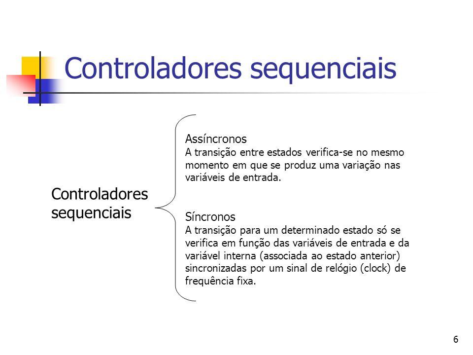 Controladores sequenciais