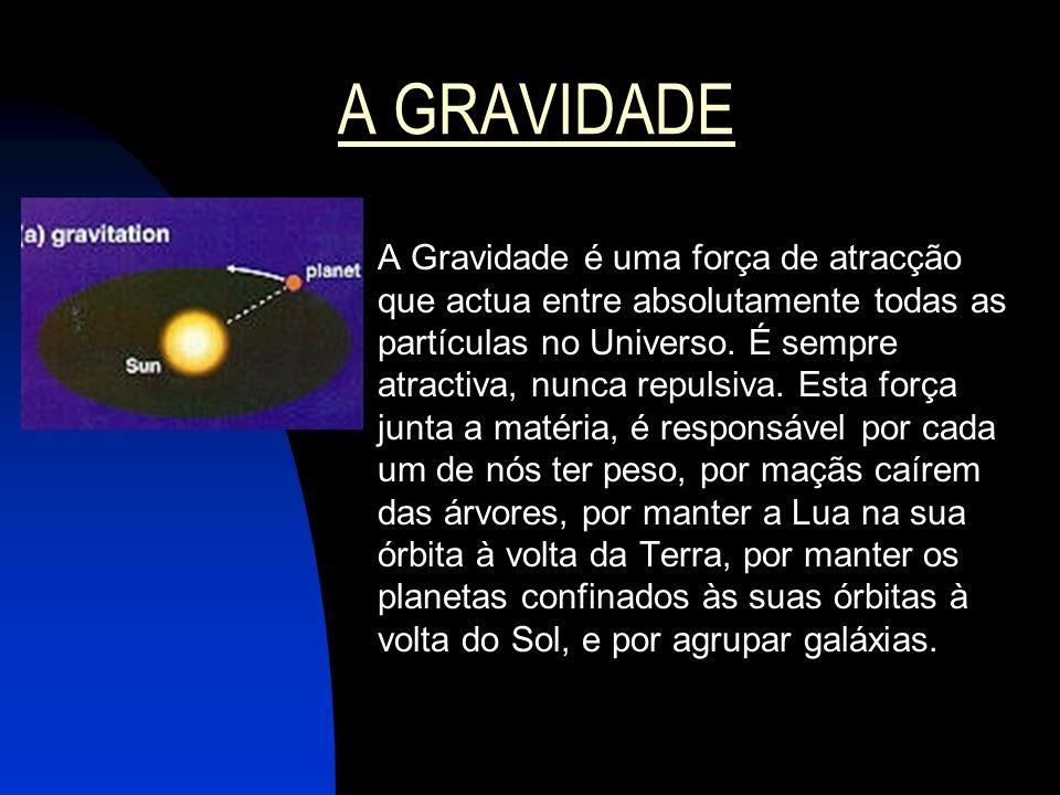 A GRAVIDADE