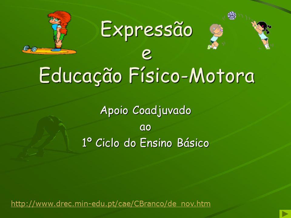 Expressão e Educação Físico-Motora