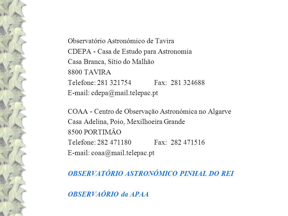 Observatório Astronómico de Tavira