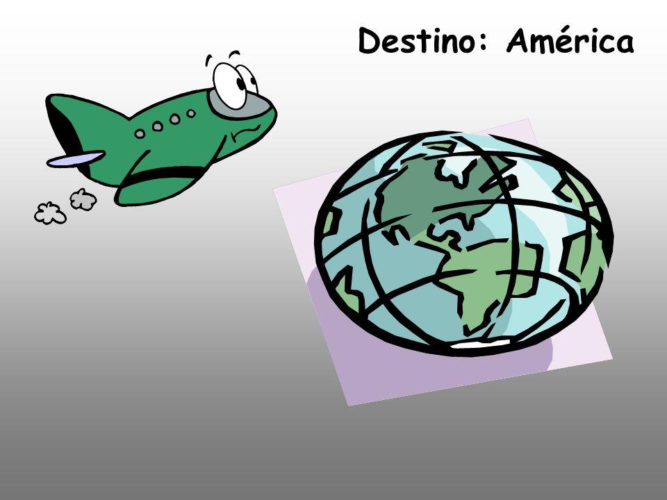 Destino: América