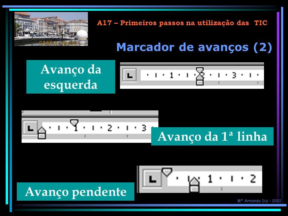 A17 – Primeiros passos na utilização das TIC