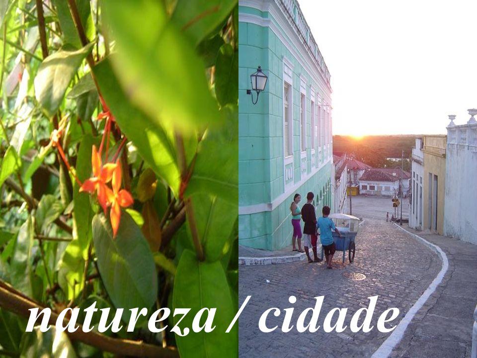 natureza / cidade