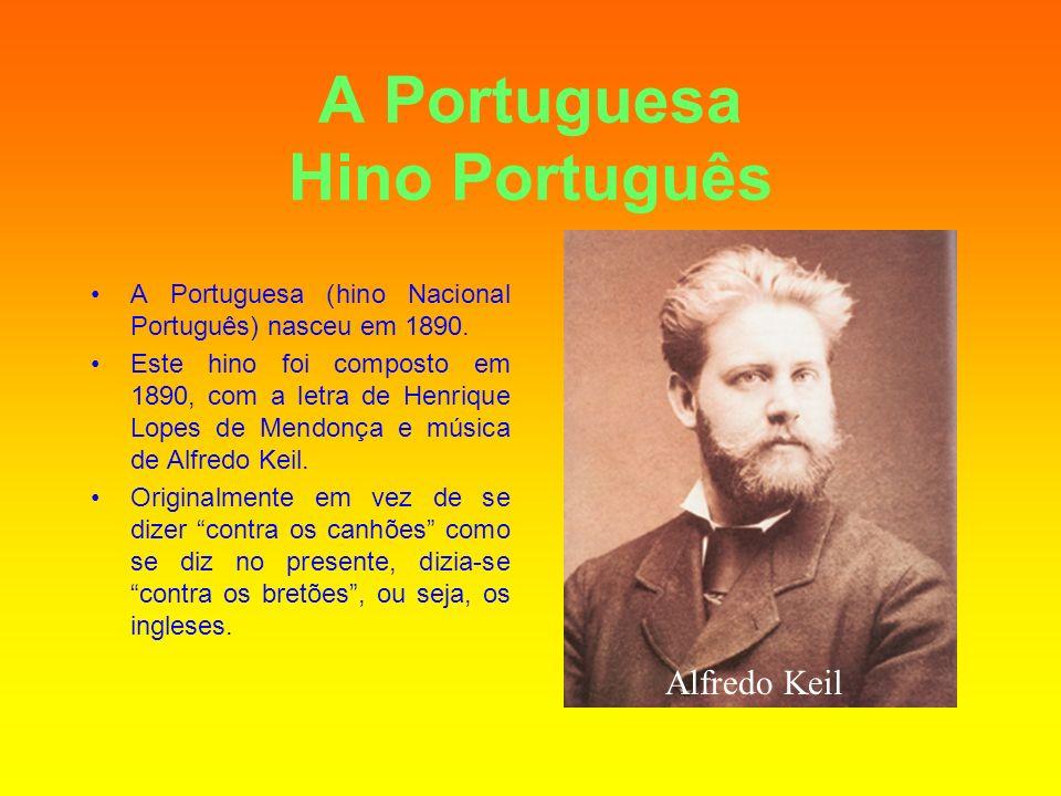 A Portuguesa Hino Português