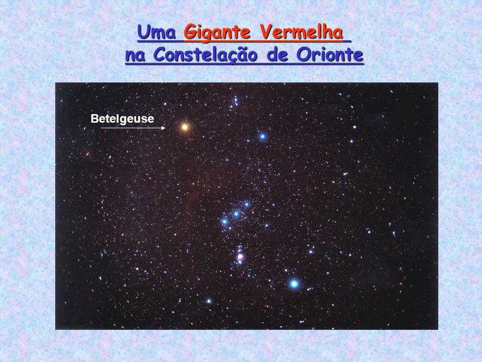 na Constelação de Orionte