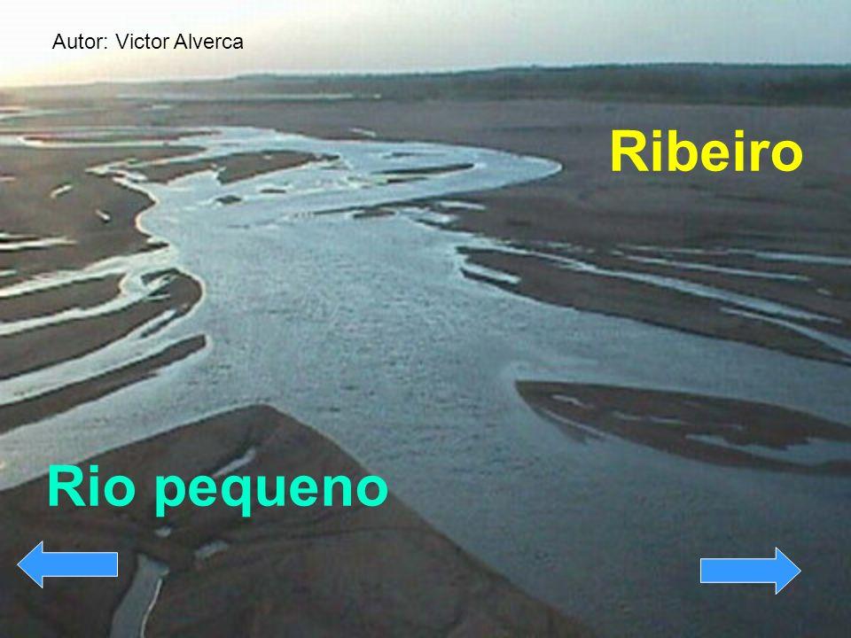Autor: Victor Alverca Ribeiro Rio pequeno
