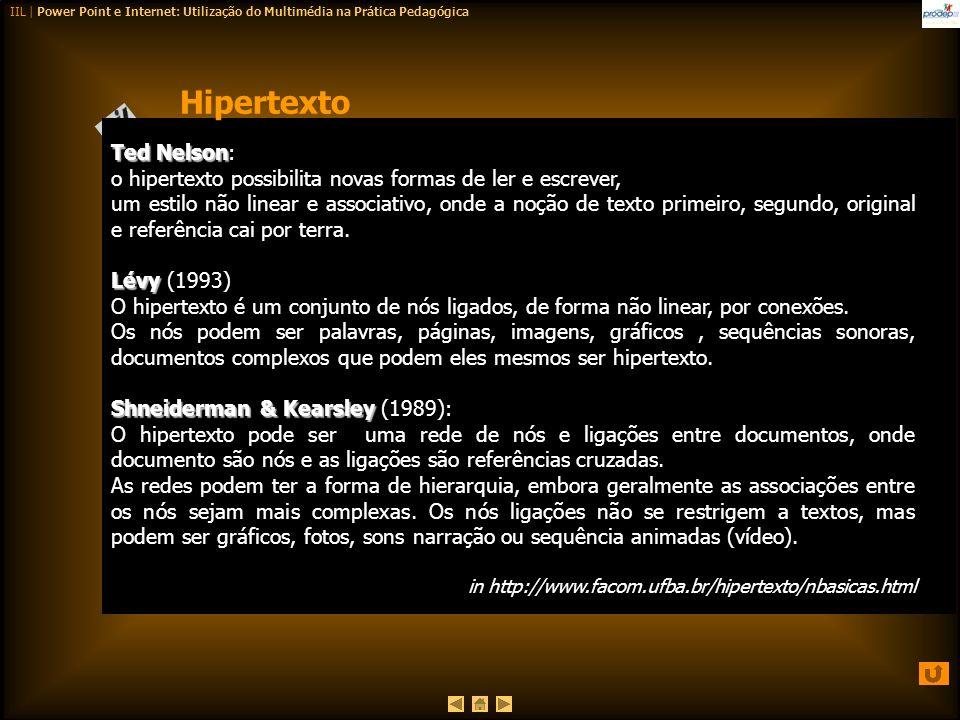 Hipertexto Ted Nelson: