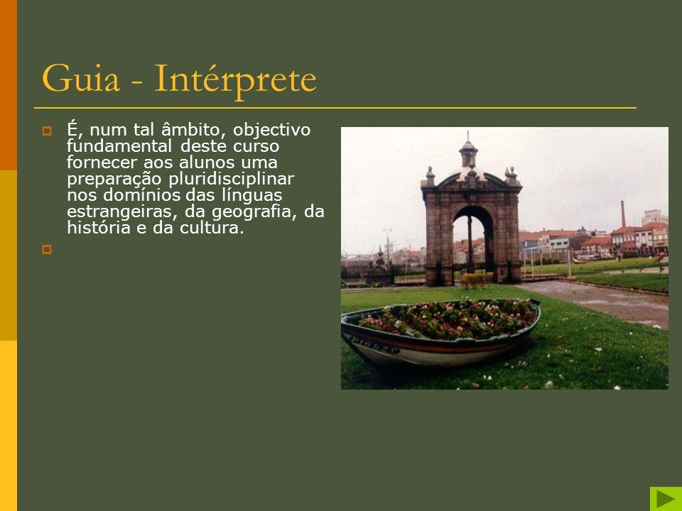 Guia - Intérprete