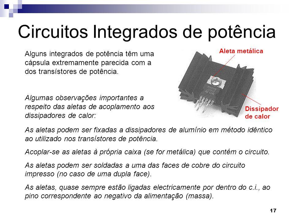 Circuitos Integrados de potência