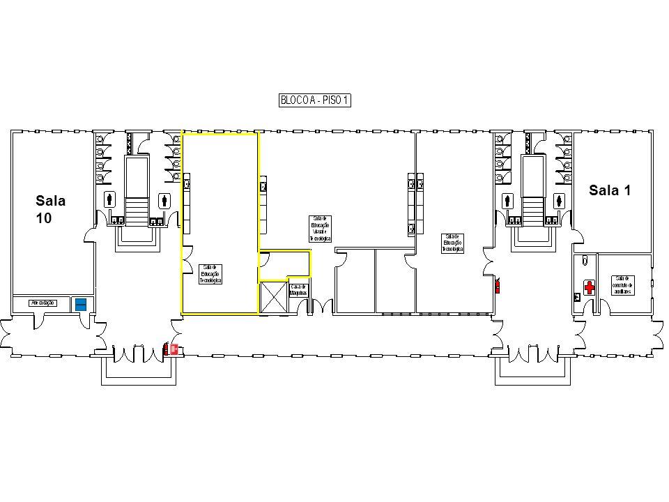 Sala 1 Sala 10