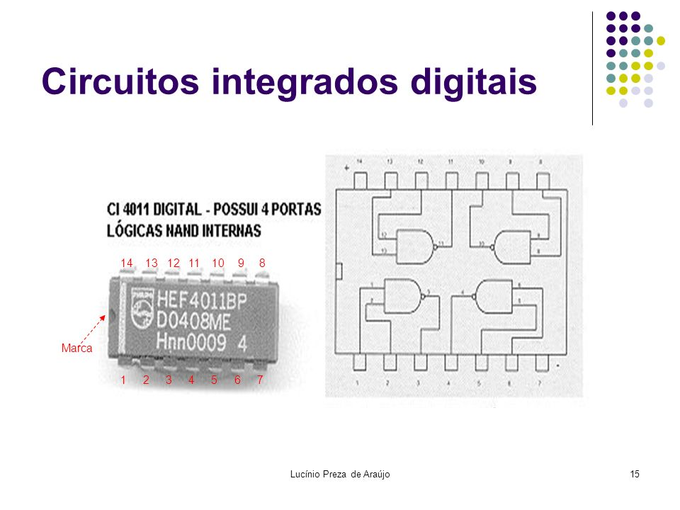 Circuitos integrados digitais