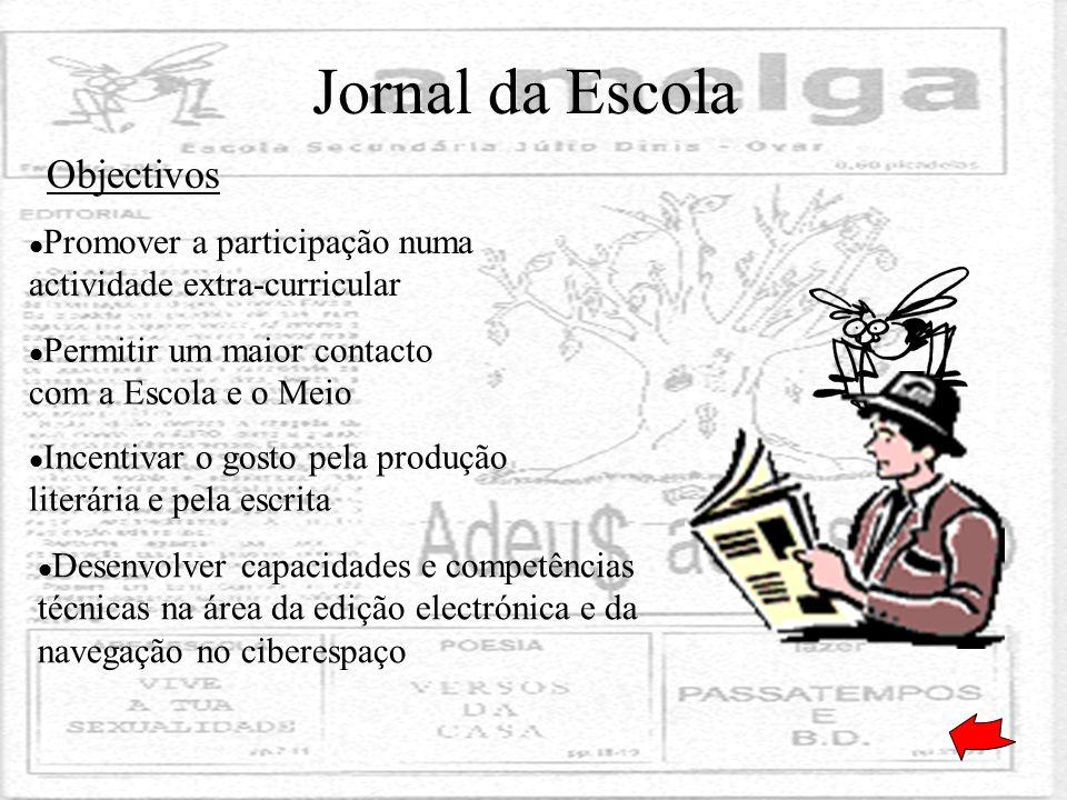 Jornal da Escola Objectivos