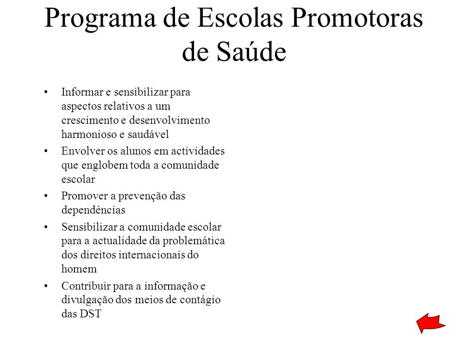 Programa de Escolas Promotoras de Saúde
