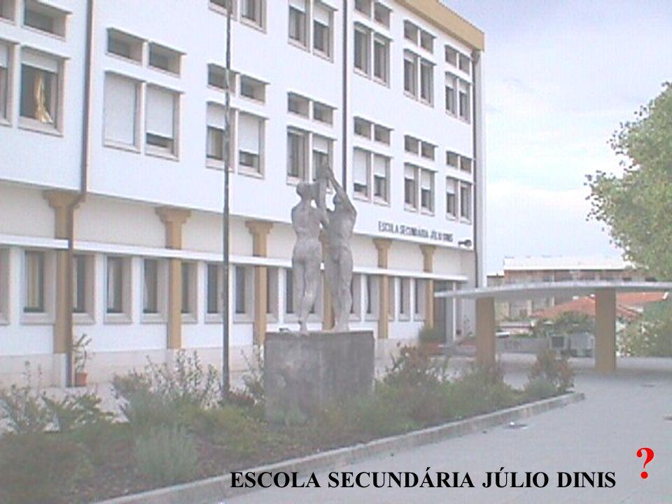 ESCOLA SECUNDÁRIA JÚLIO DINIS