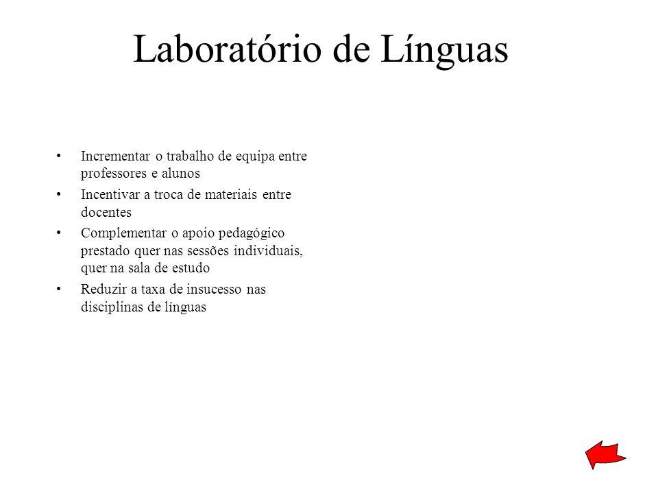 Laboratório de Línguas