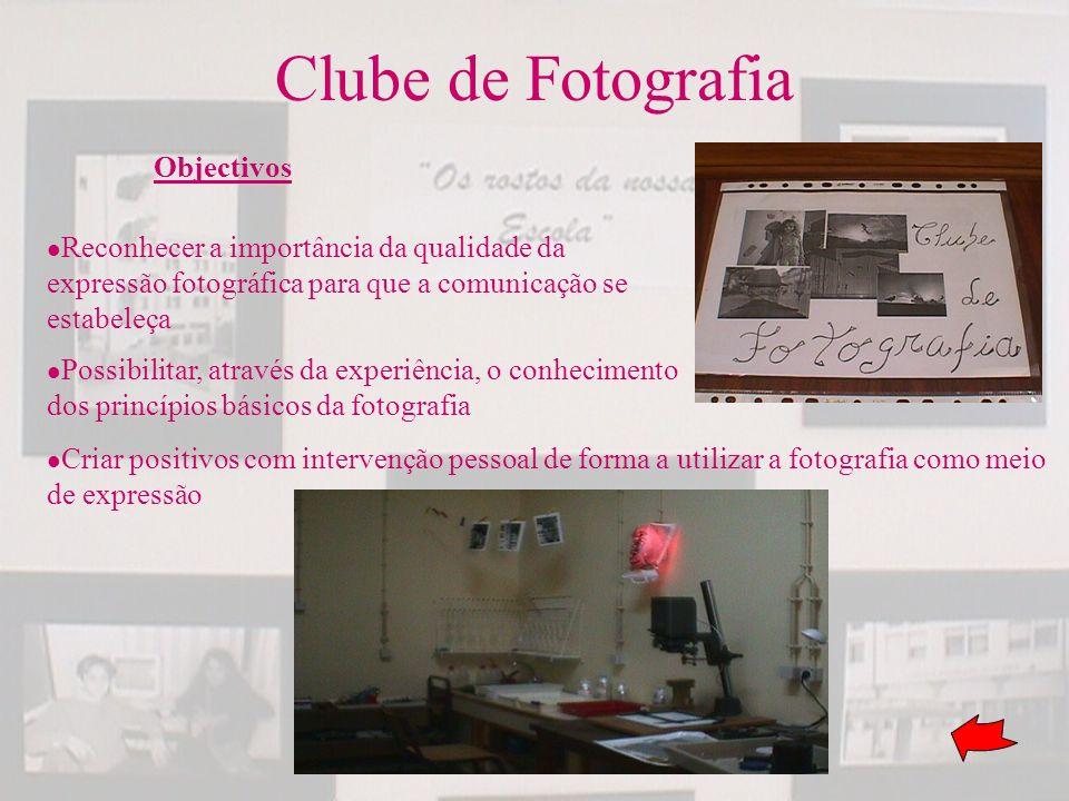 Clube de Fotografia Objectivos