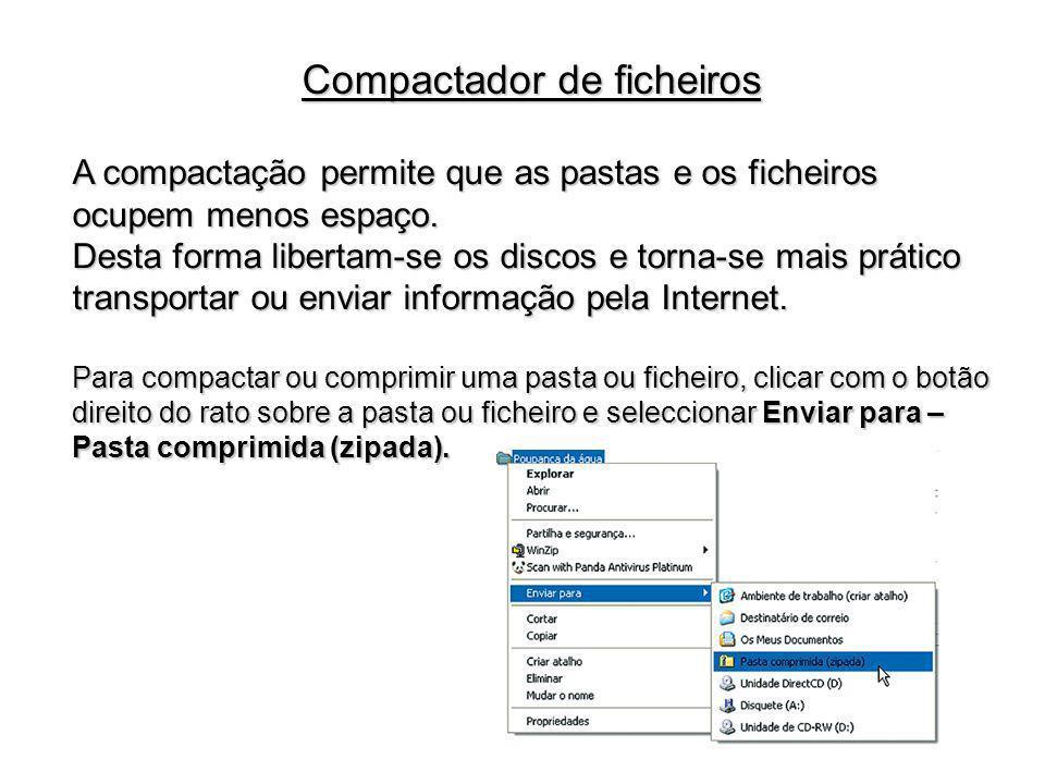 Compactador de ficheiros