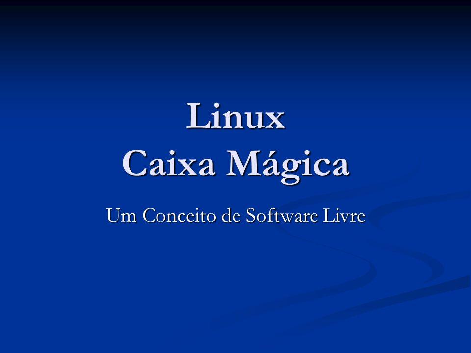 Um Conceito de Software Livre