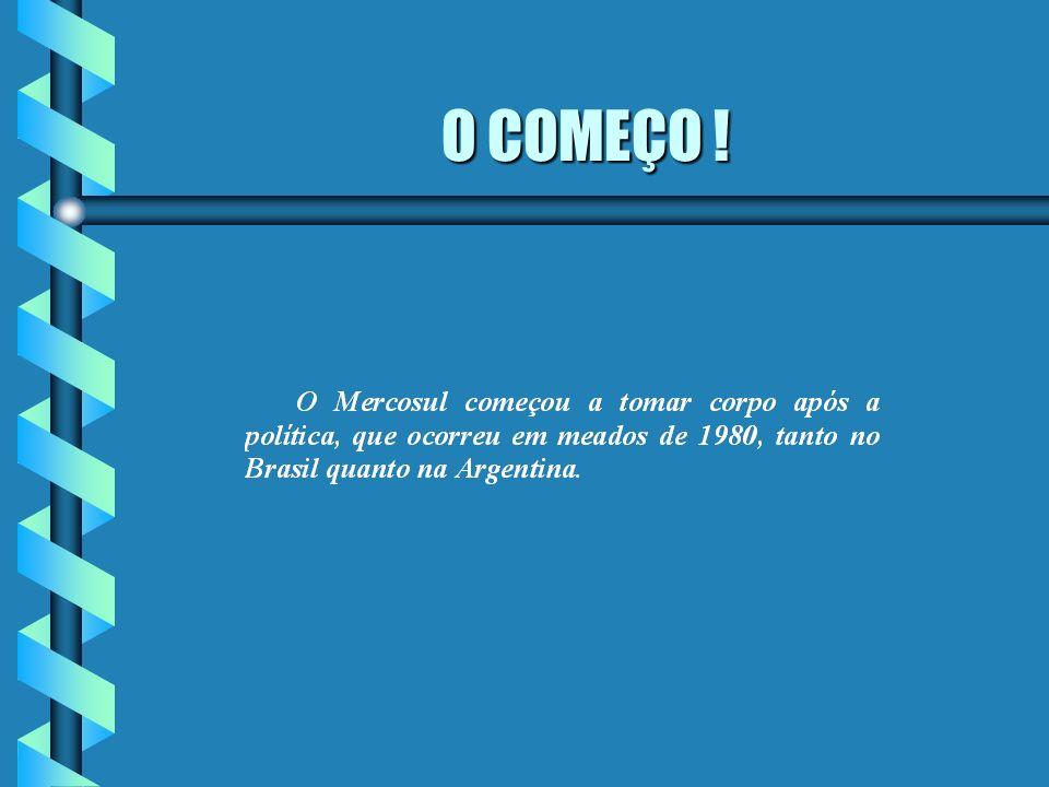 O COMEÇO !
