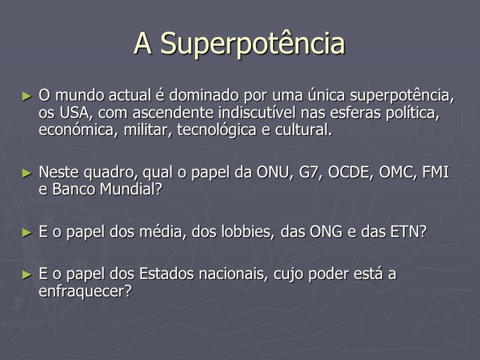 A Superpotência
