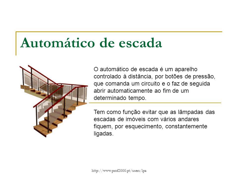 Automático de escada