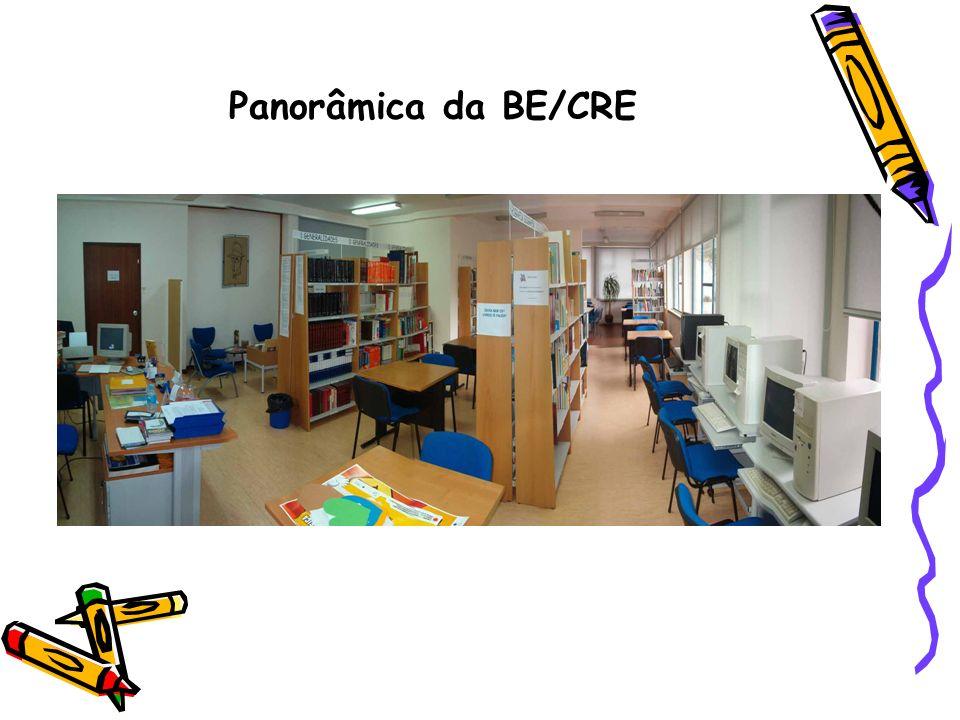 Panorâmica da BE/CRE