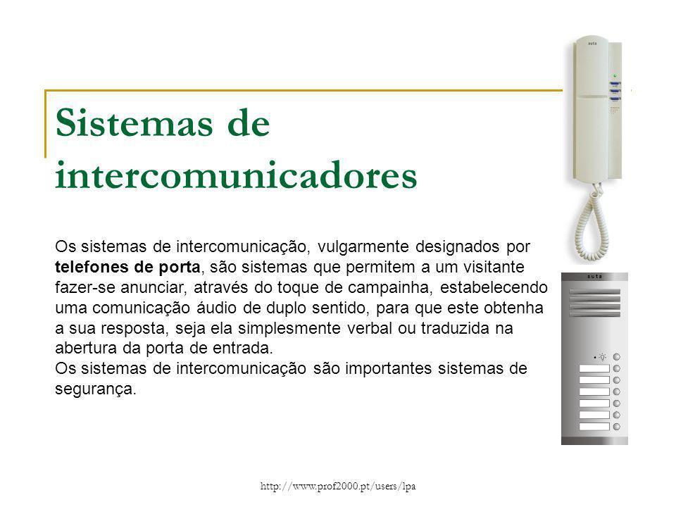 Sistemas de intercomunicadores