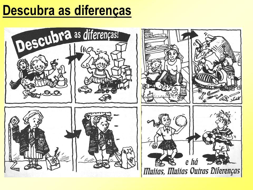 Descubra as diferenças