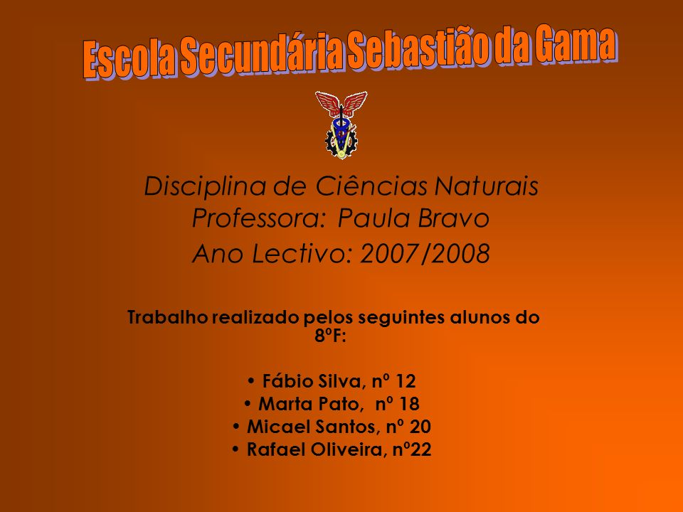 Escola Secundária Sebastião da Gama