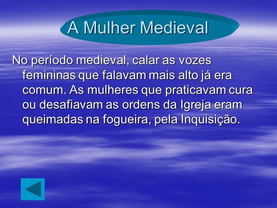 A Mulher Medieval