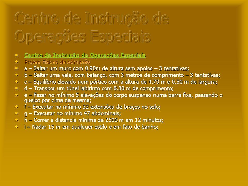 Centro de Instrução de Operações Especiais