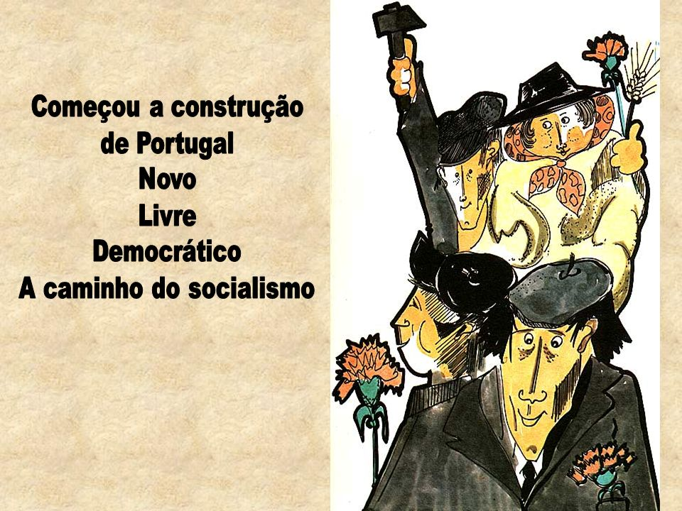 A caminho do socialismo